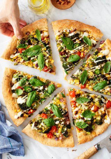 پیتزا وگن